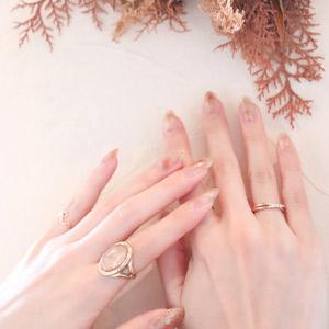 指輪は着ける位置によって意味が変わる!10本それぞれの意味をご紹介